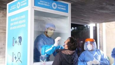 Photo of Covid – 19: la búsqueda de pacientes febriles continúa en el barrio ATE y El Chivero