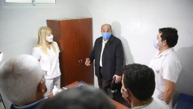 Photo of Manzur inauguró un nuevo caps para 130 familias de Villa de Leales