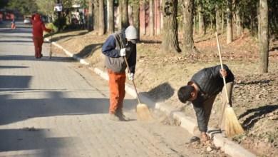 Photo of Tafí Viejo: realizan tareas para mantener la higiene y combatir al dengue