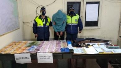 Photo of Operativo policial: detienen a un prestamista por amenazas de muerte