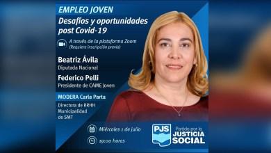 Photo of Empleo Joven: hoy brindan una charla sobre desafíos y oportunidades post Covid-19