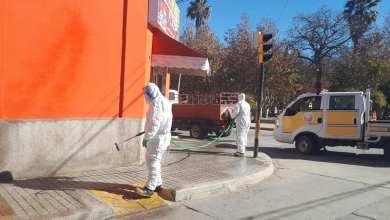 Photo of Andalgalá: realizan desinfecciones en la ciudad, ¿cuál es su situación en cuanto al Covid-19?