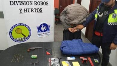 Photo of Inseguridad en Tucumán: detienen a un motoarrebatador tras un violento asalto a una mujer
