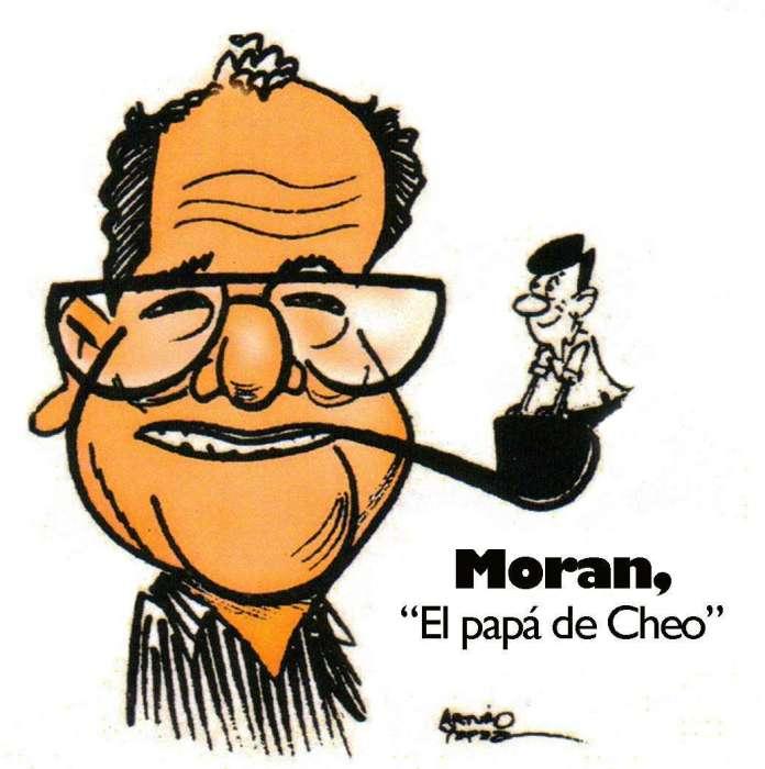 Moran Caricatura