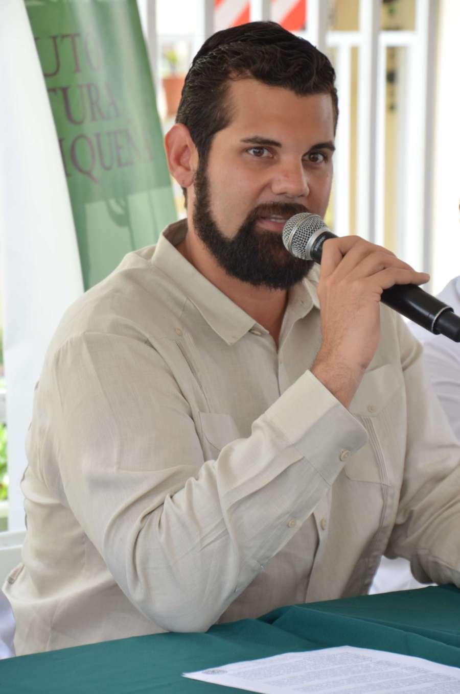 Carlos R. Ruiz Cortés, director ejecutivo del ICP