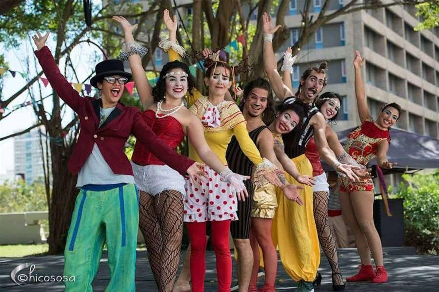 Foto Circo Nacional