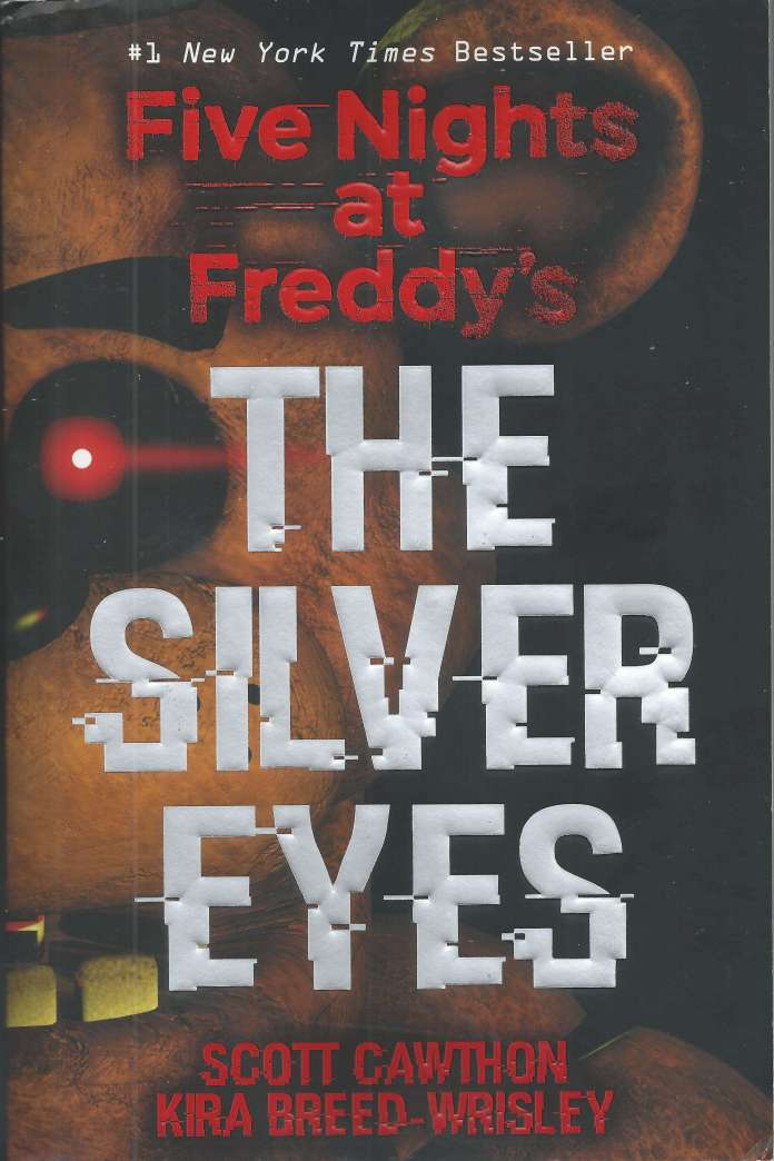 Libro - The Silver Eyes - Mayo 2017