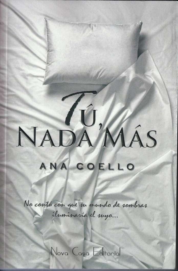 Libro - Tu Nada Más - Mayo 2017