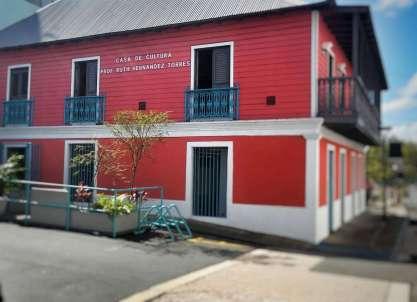 Casa de Cultura Ruth Hernandez