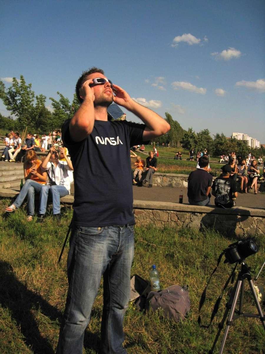 SAPR - Foto 2 eclipse solar