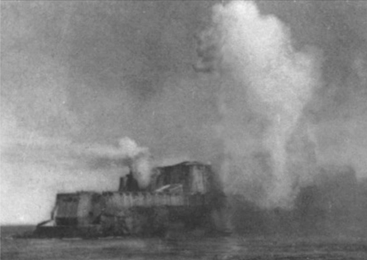 1898: Bombardeos impactan el Viejo San Juan
