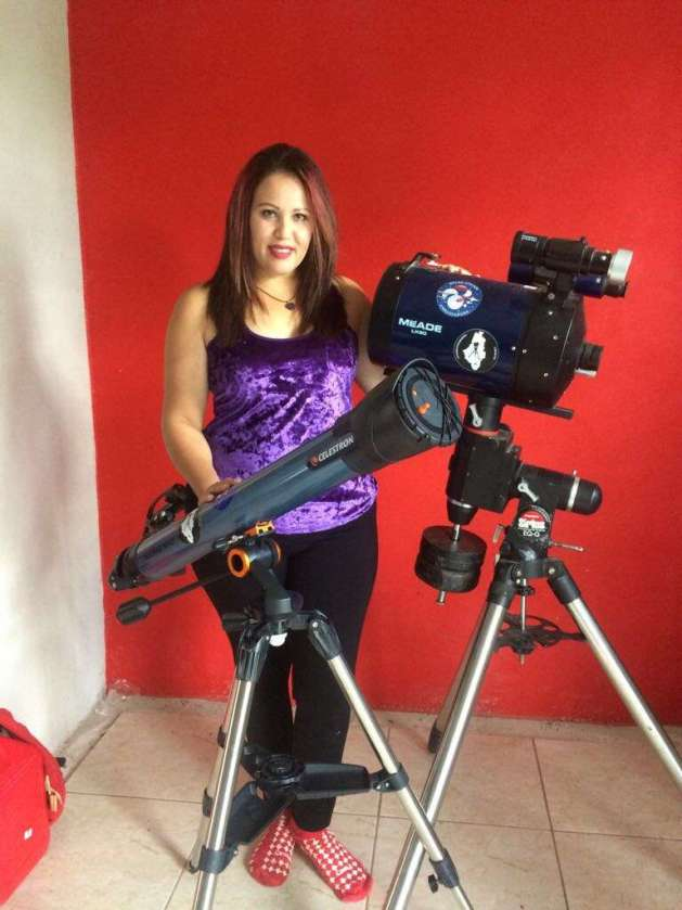 SAPR - Fotografía 1 de la prof Erica Correa Félix