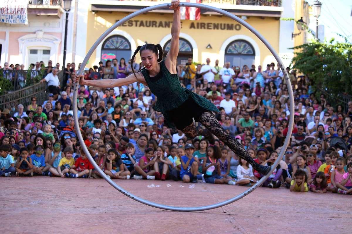 Regresa Circo Fest 2018