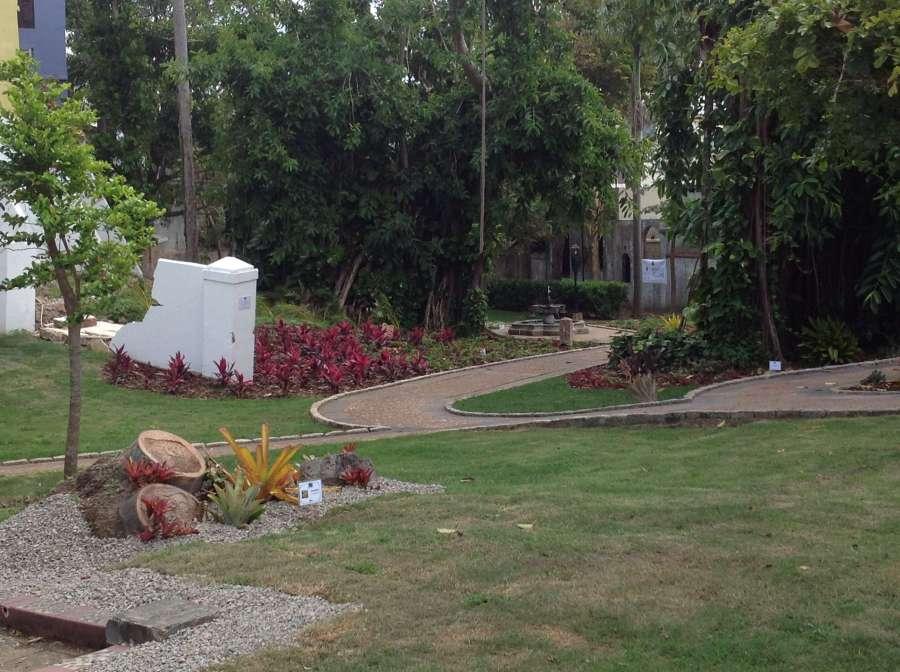 Foto Jardin Casa Blanca 5