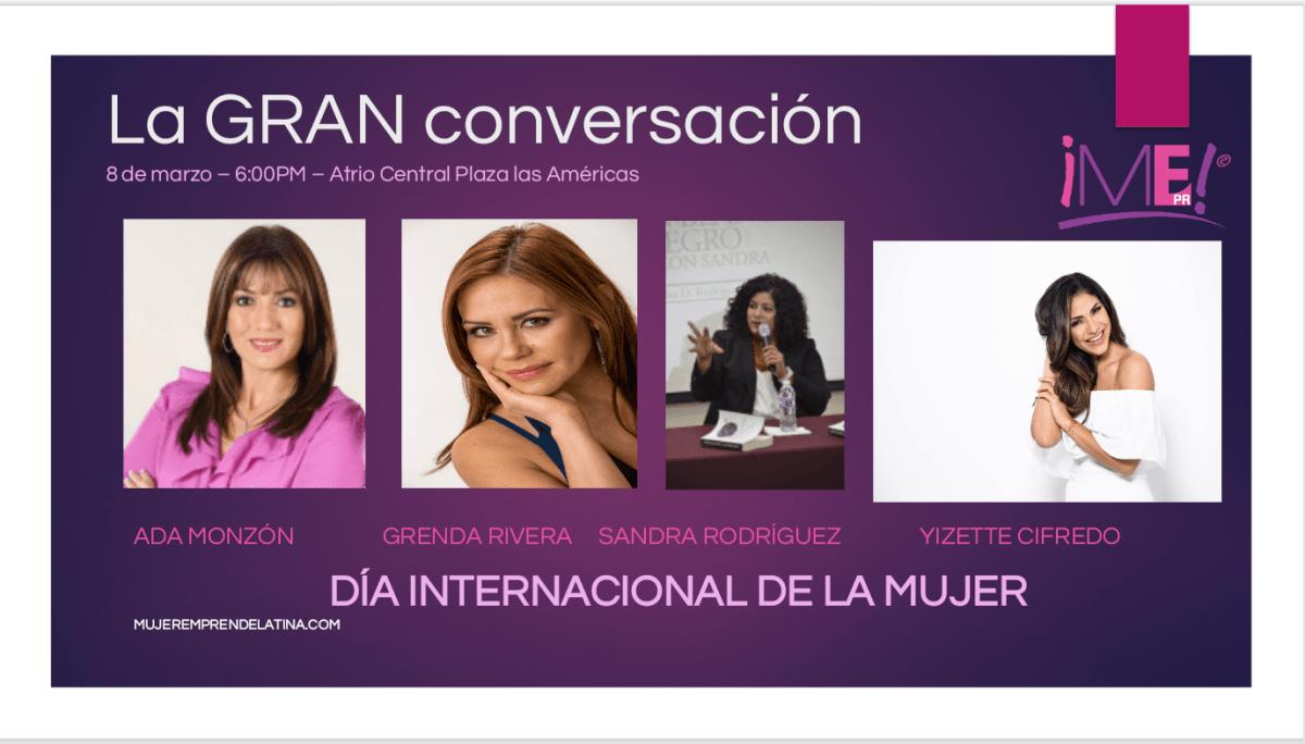 Semana de la mujer evento