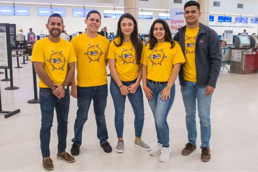 Estudiantes Feria de Ciencias