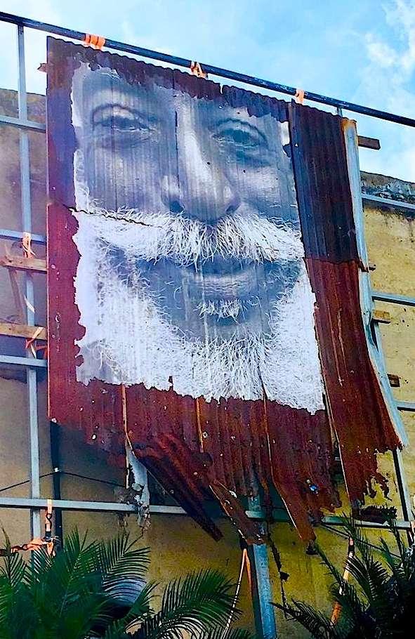 Calle Loiza-billboard Abey Charron 3