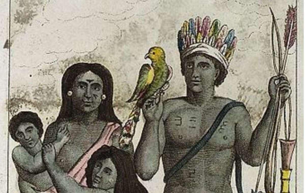 Los indioscaribes, el mito del canibalismo y sobre Juan Garrido