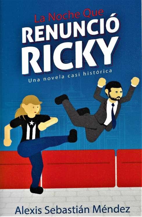 DICIEMBRE - Renuncio Ricky 2019