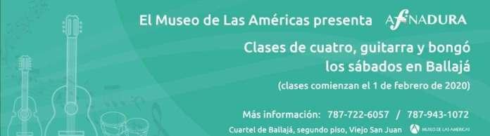 Museo de las Americas Enero 2020 2