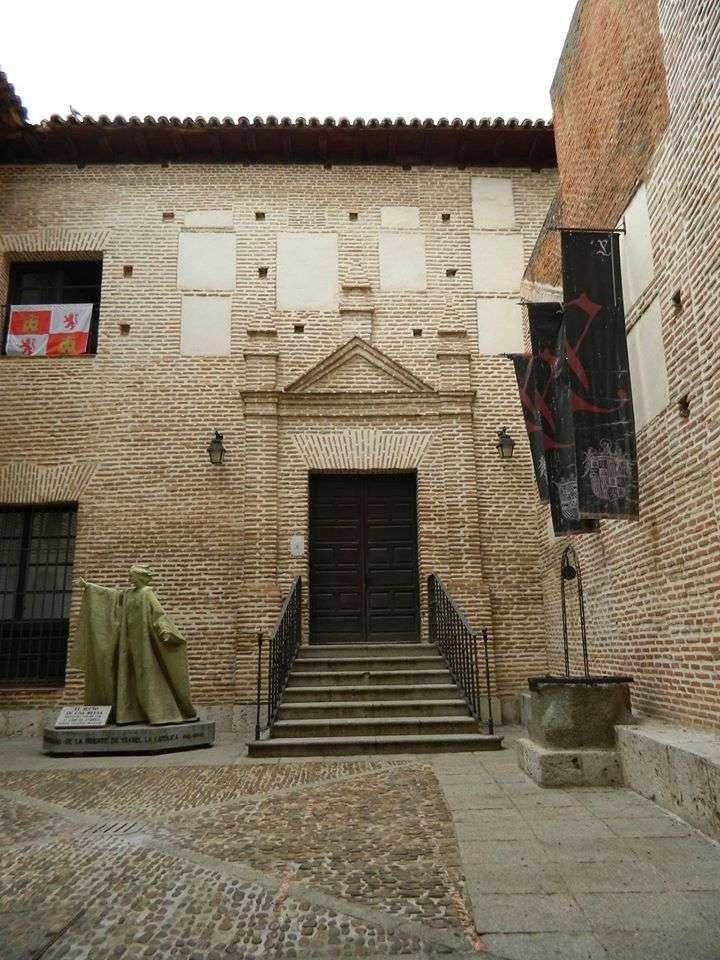 Palacio testamentario entrada