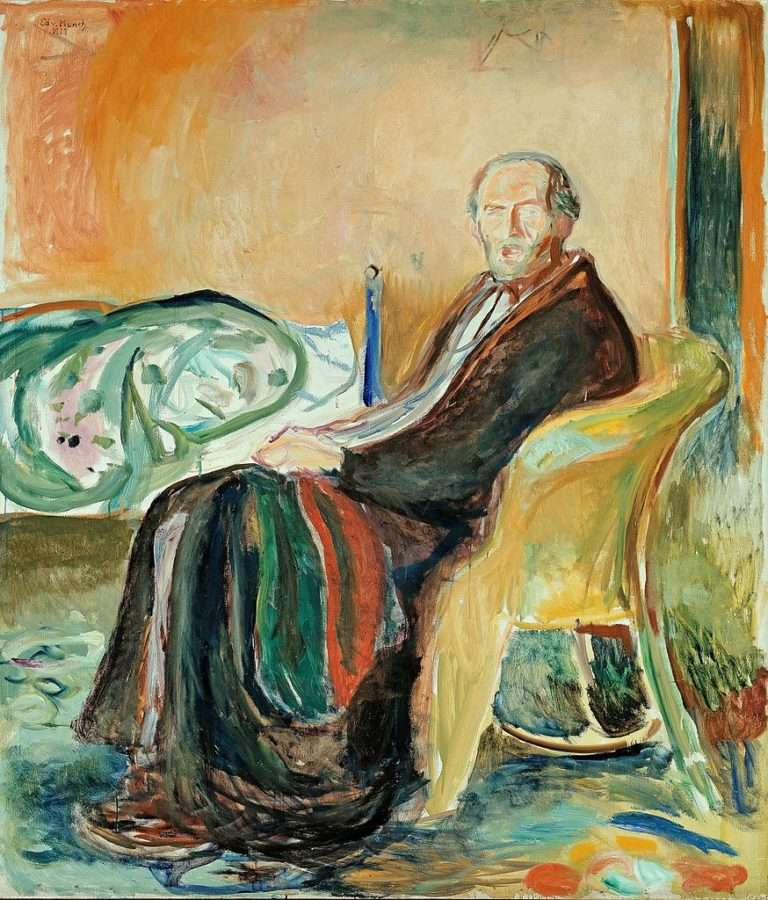 Edvard_Munch_-_Self-Portrait_with_the_Spanish_Flu_1919-1