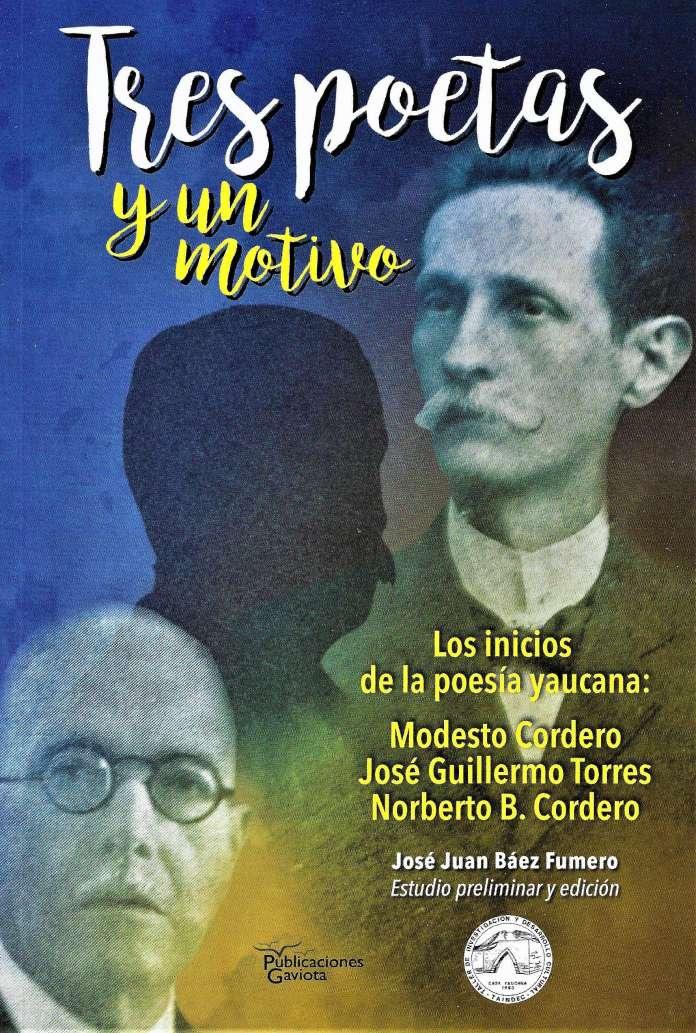 MAYO 2020 - Tres Poetas