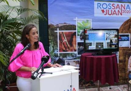 Candidata a la Alcaldía de San Juan