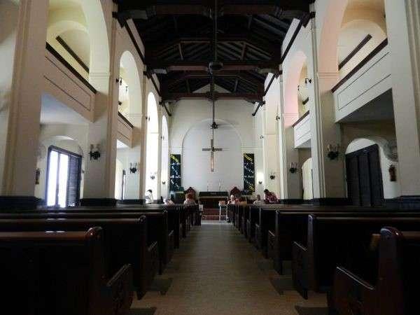 Iglesia la Santísima Trinidad