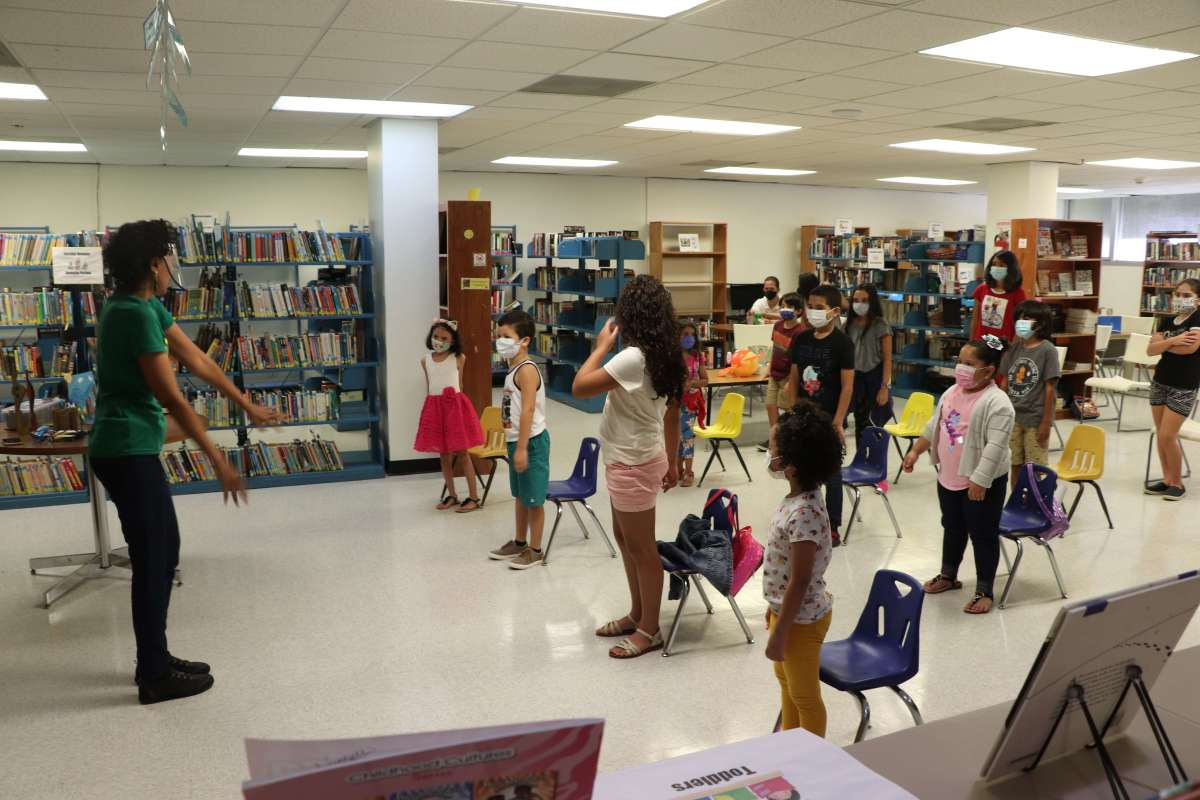 Biblioteca Juvenil de Mayagüez