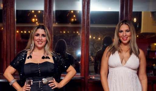 Yaire y Ana del Rocío