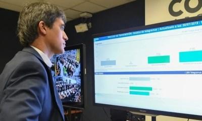 Adrián Pérez reconoció que Cambiemos viola la justicia electoral con la implementación del nuevo escrutinio provisorio