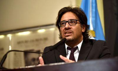 Garavano se suma al ataque contra el presidente de la Suprema Corte Bonaerense