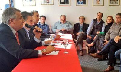 la UCR se despega de la campaña nacional de Cambiemos