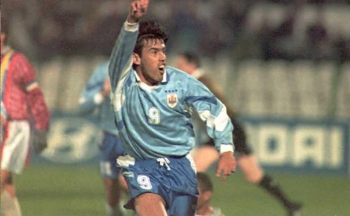 Image result for daniel fonseca uruguay