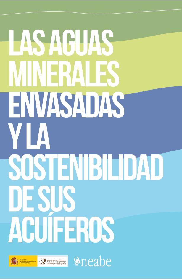 Portada Aguas minerales envasadas y la sostenibilidad de sus acuiferos