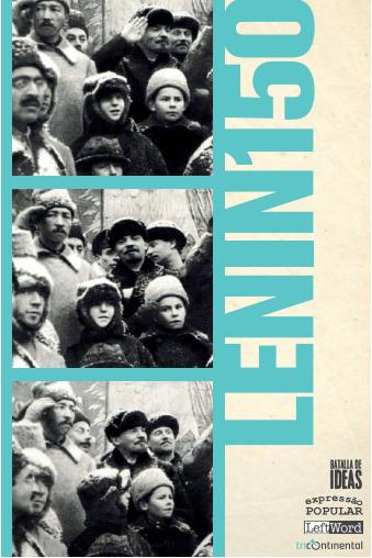 Lenin 150 anos. Expressão Popular