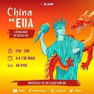 Read more about the article EUA versus China, a rivalidade do século 21