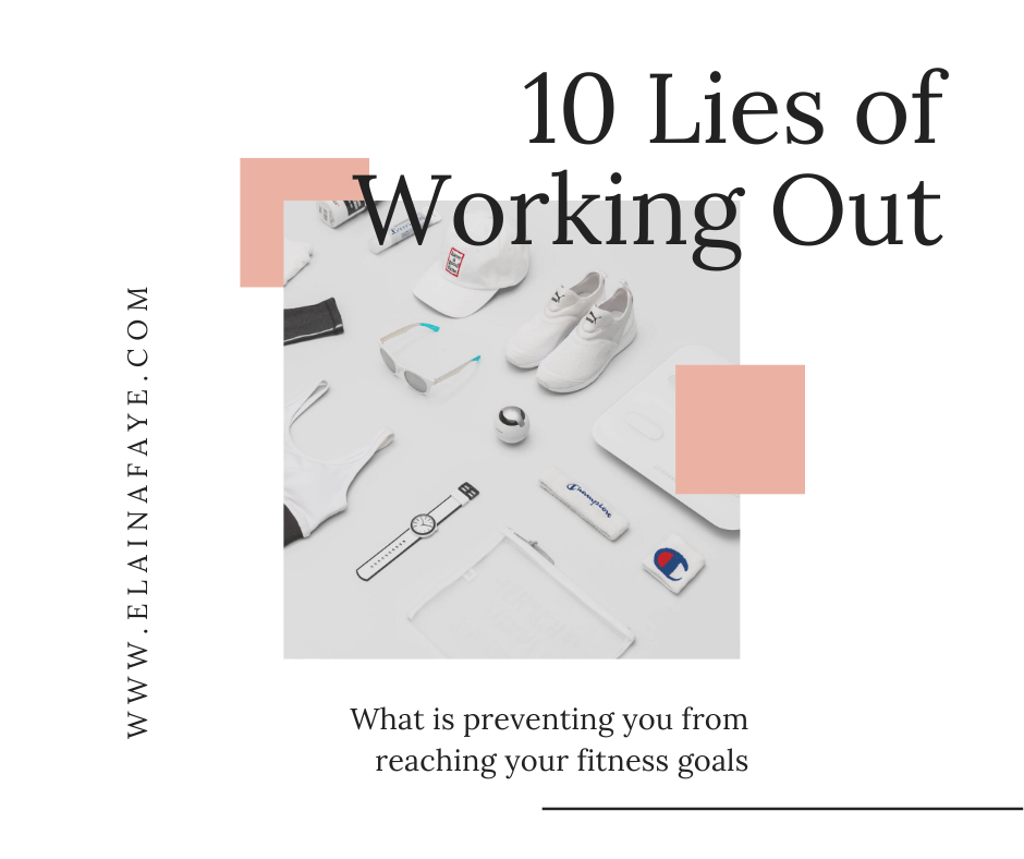 Ten lies about working out that you tell yourself to avoid it.