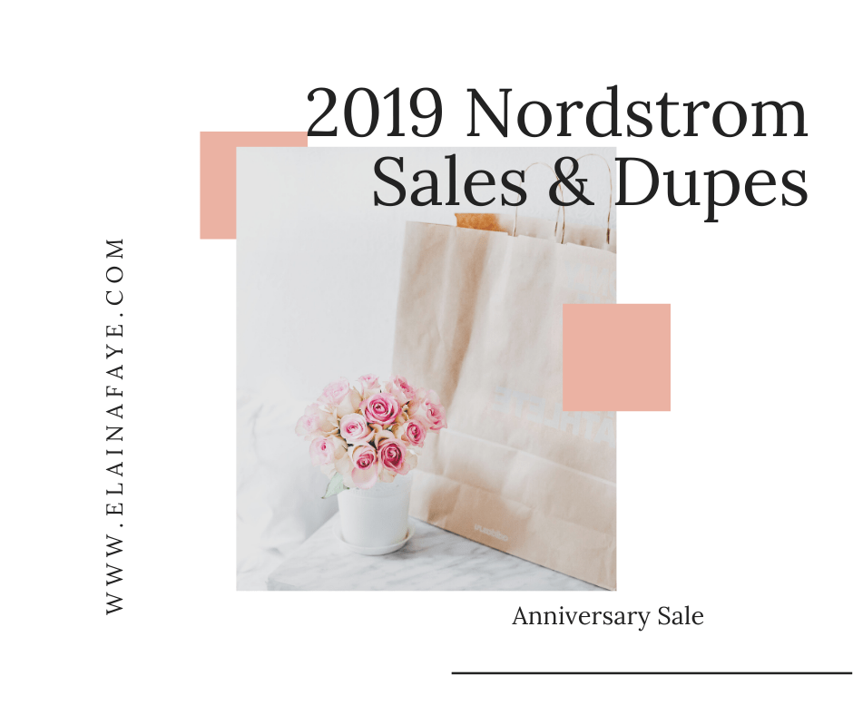The best Nordstrom anniversary sale finds and dupes.