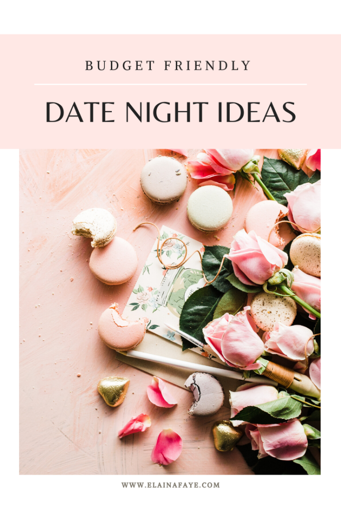 Budget Friendly Date Night ideas. Outdoor day dates. Free date nights. Date for every couple. Fun activities.