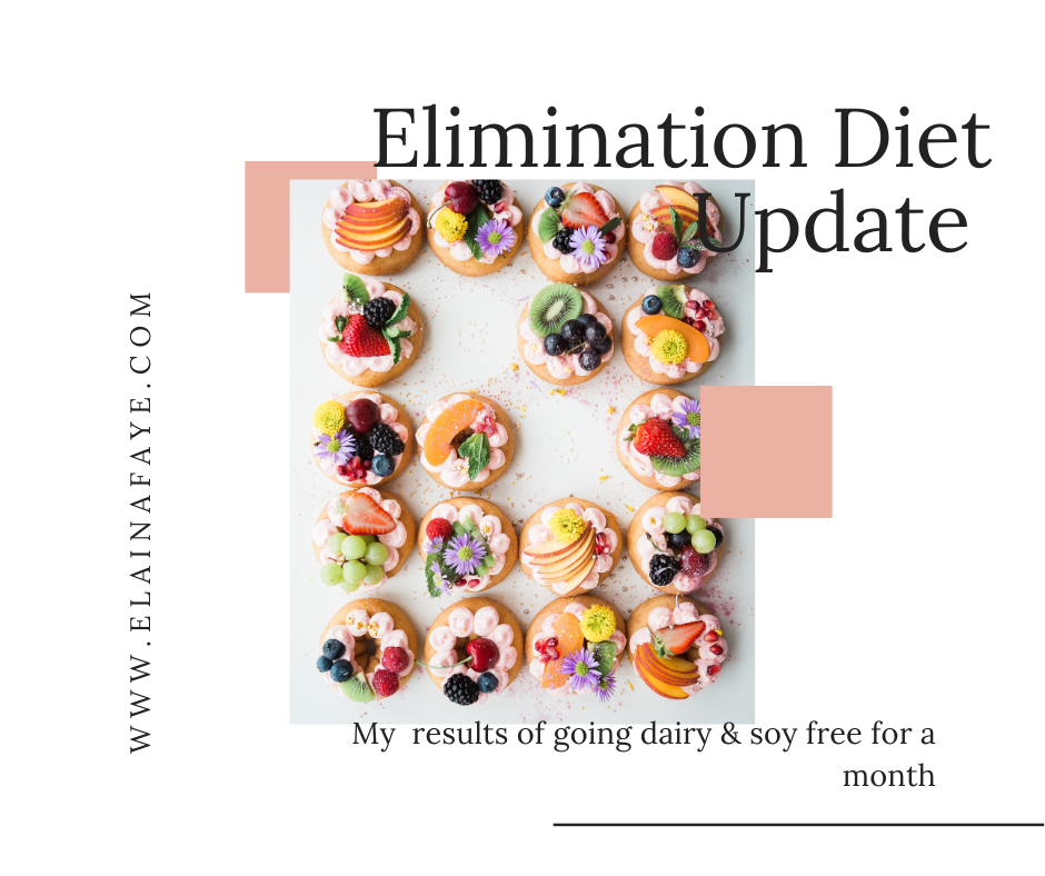 Health benefits of an elimination diet