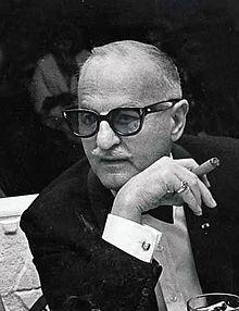 Daryl F. Zanuck, head of 20th Century Fox (1946).