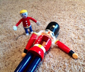 weary nutcracker