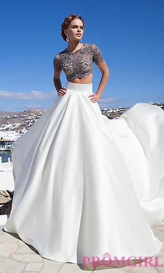 Prom Dress or Pole Dancer Costume?