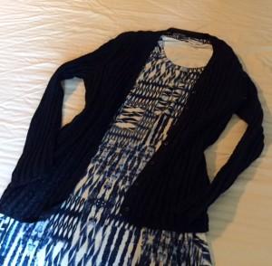 dress blogher blue