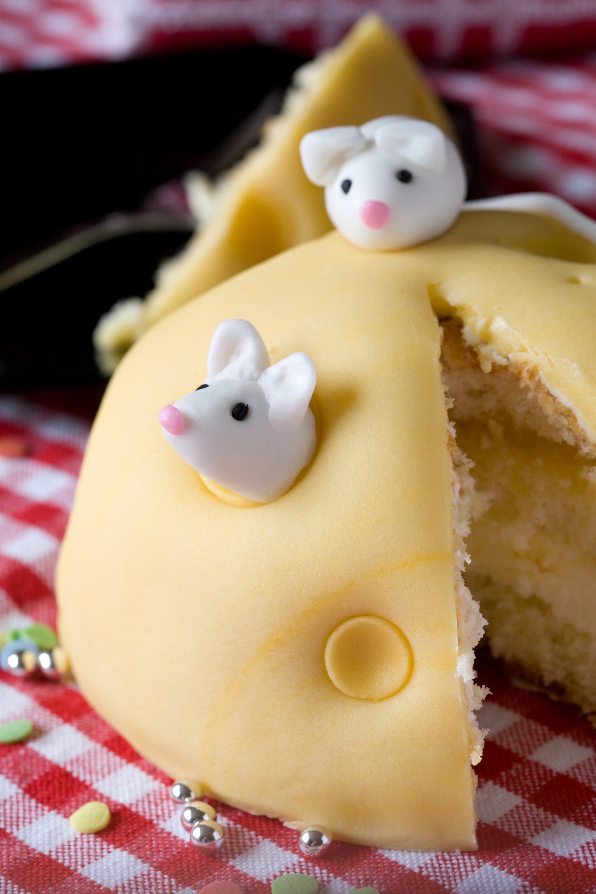 Don T Bake A Mouse In A Cake
