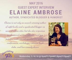 flourish 50 interview ad