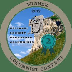 Columnist Winner