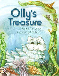 A little oyster discovers what real treasure is in this heartwarming tale. #kids #book #children #sea #animal #friendship #ocean